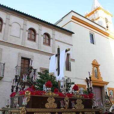 Cruz de Mayo San Benito, 2014