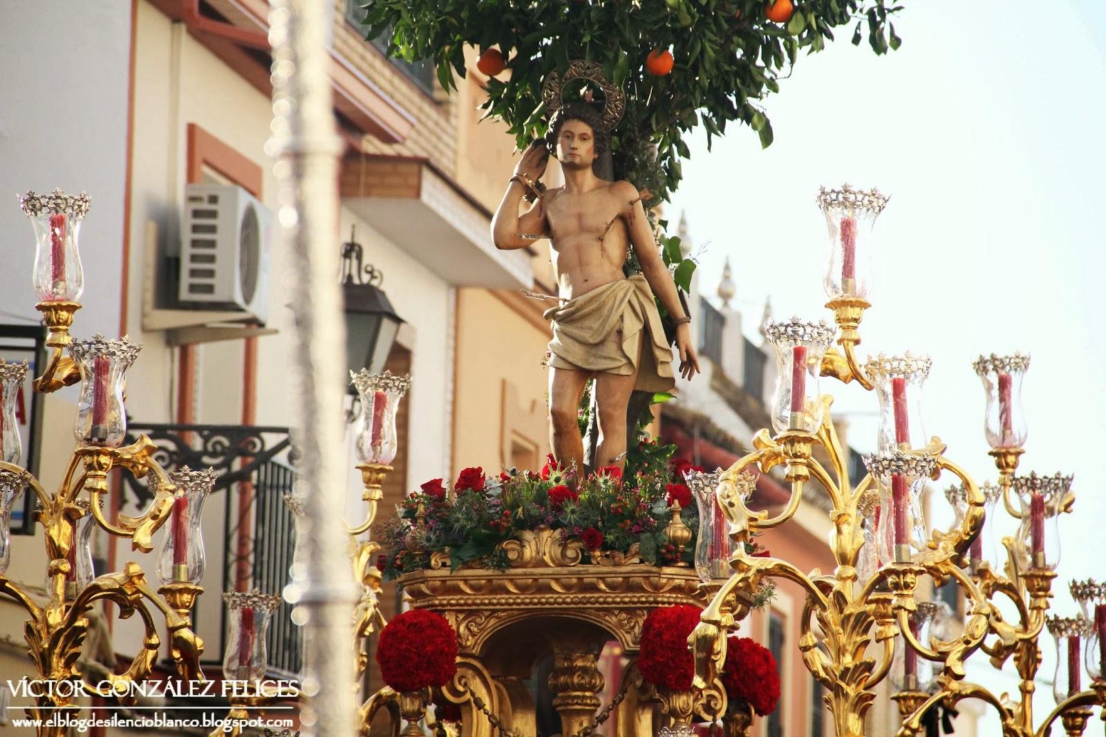 Imágenes de San Sebastian (TOMARES)
