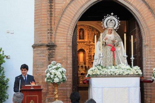 XXXVII Pregón de las Glorias de María