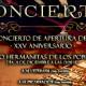 Concierto de Apertura XXV Aniversario