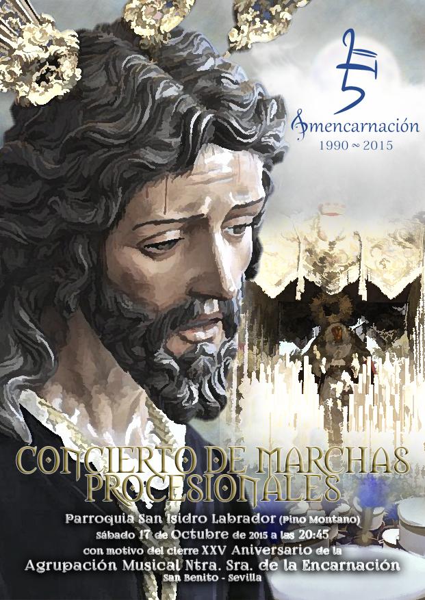 Concierto en la Parroquia San Isidro Labrador (Pino Montano)