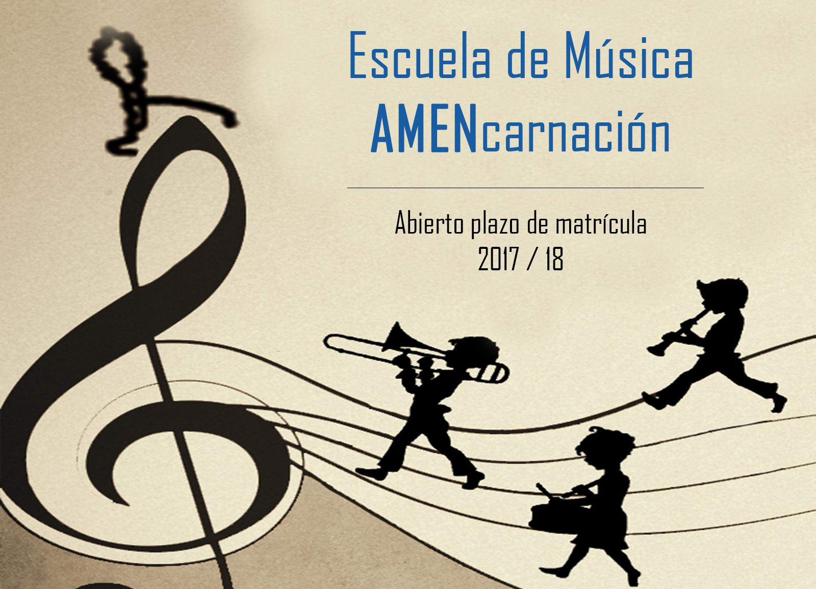 Comienzo de el nuevo curso de la Escuela de Música