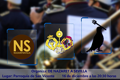 IV Concierto Benéfico De Nazaret a Sevilla